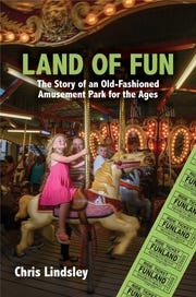 """Land of Fun,"" a new book about the Funland amusement park on Rehoboth Beach's Boardwalk, will be released May 1."