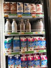 The FDA also plans to take another look at milk, which federal regulations define as coming from a cow. The dairy industry has called for a crackdown on soy, rice and almond drinks makers that use the term.