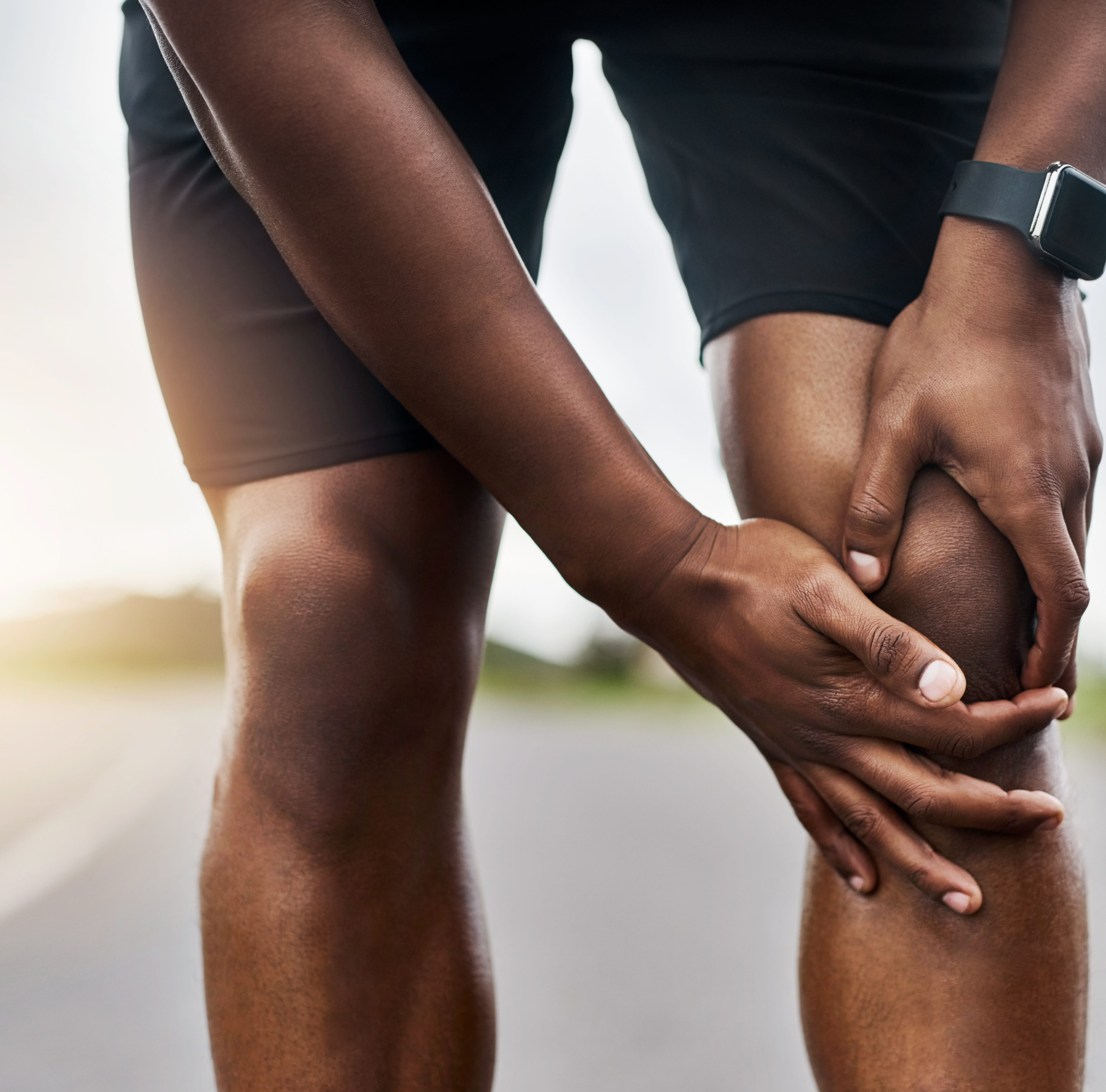 The tiny fabella bone is found in a knee joint tendon.