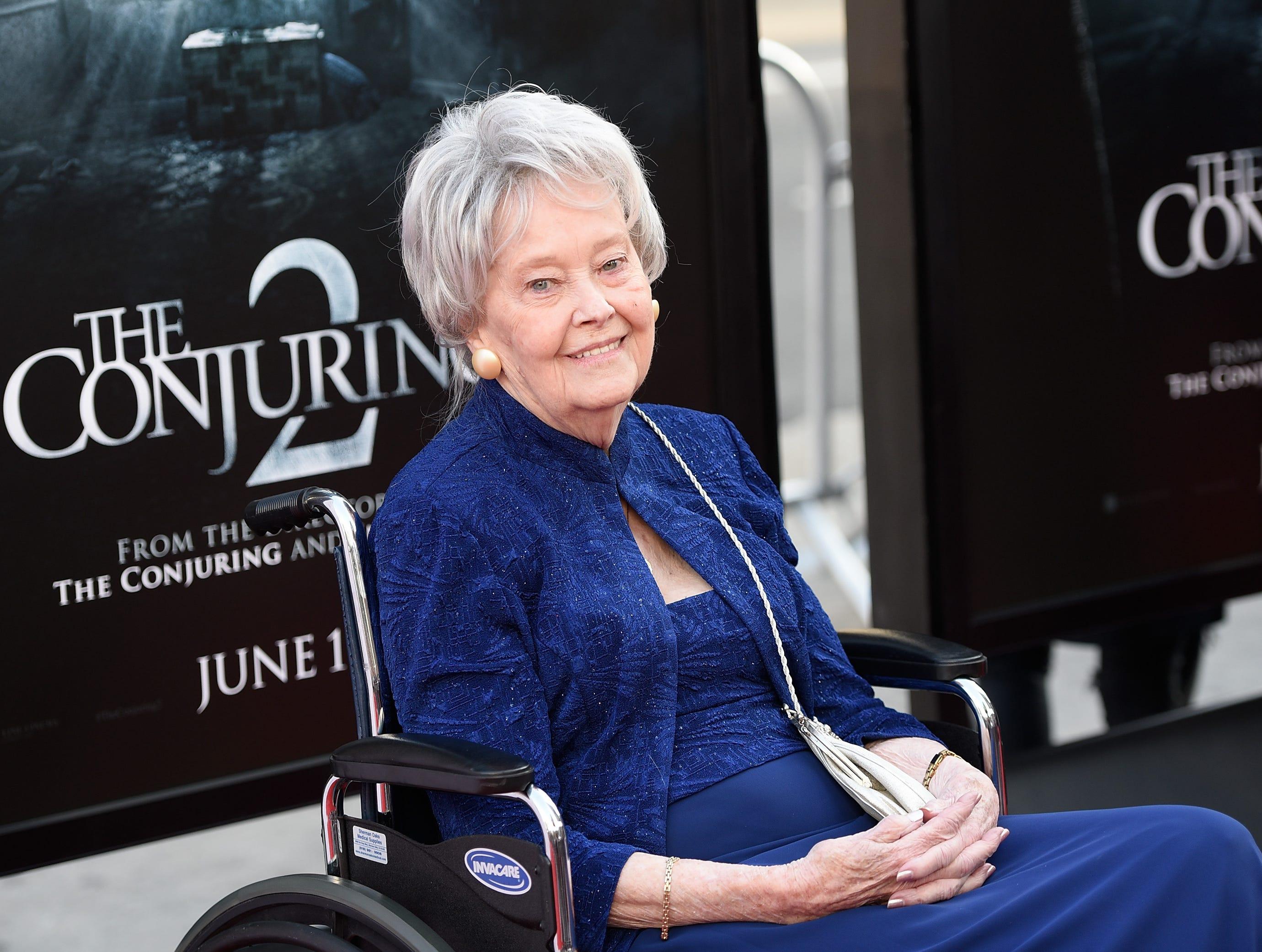 Vera Farmiga mourns death of Lorraine Warren, 92, who inspired her 'Conjuring' character