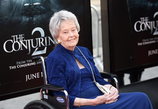 "Lorraine Warren, the real-life inspiration for ""The Conjuring"" franchise, has died at 92."