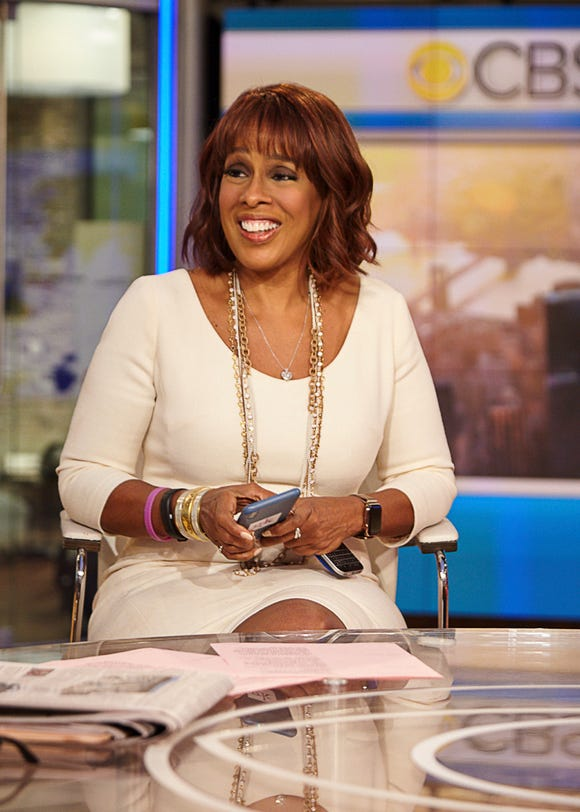 """""""CBS This Morning"""" co-anchor Gayle King"""