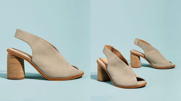 For day to night functionality, these slingbacks are the way to go.