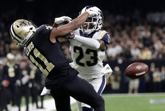 This missed pass interference call in the NFC Championship Game cost the Saints a chance at the Super Bowl.