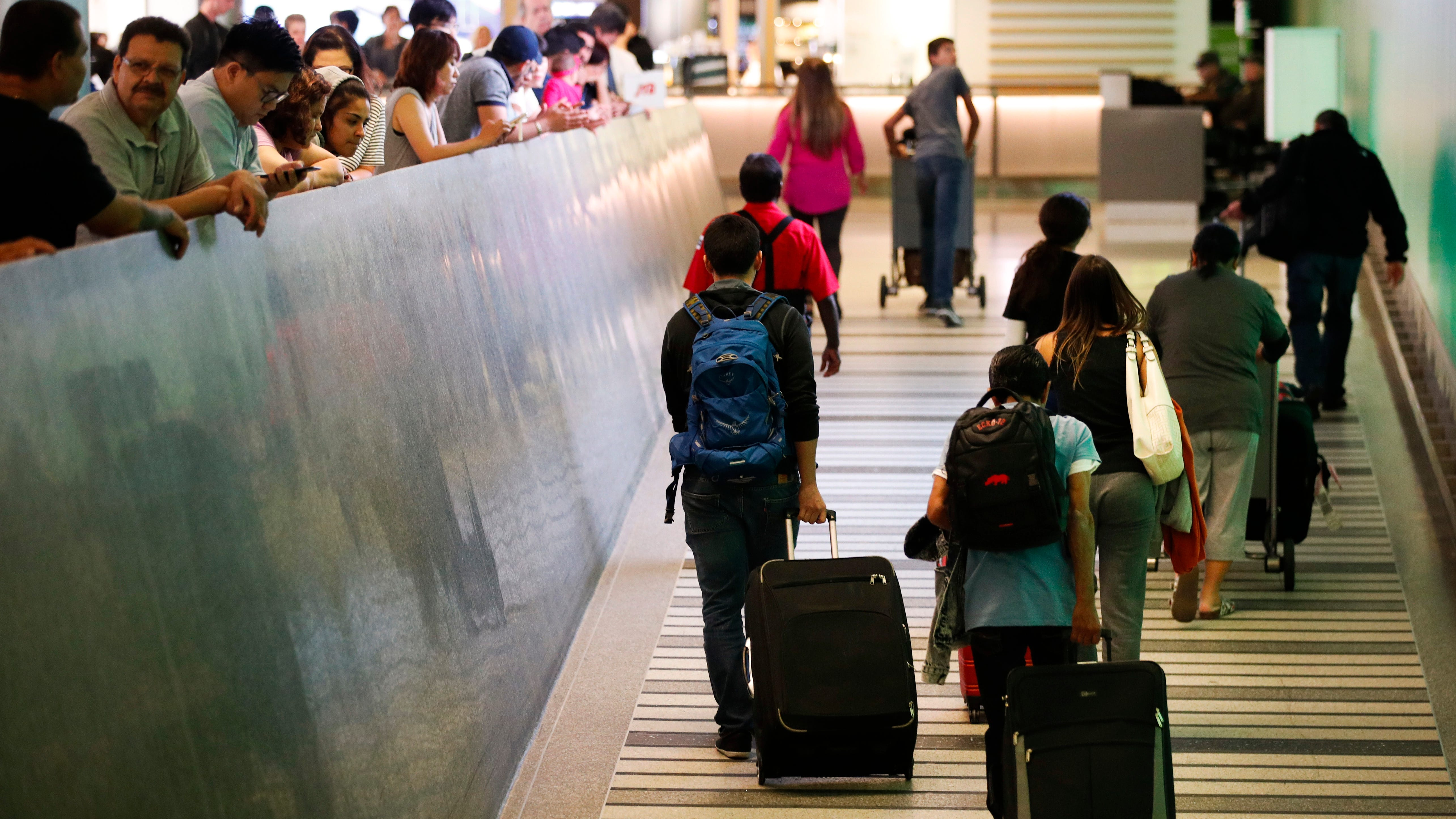 Image result for Travelers Warned Again of Measles Exposure at LAX After 3rd Confirmed Case at Airport