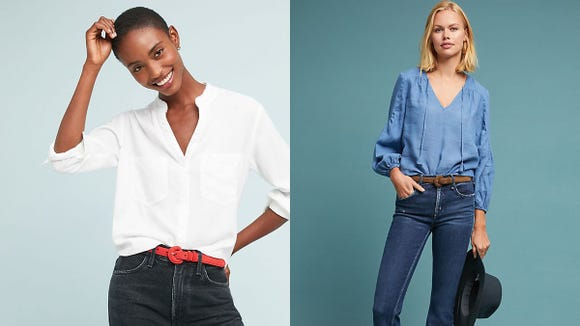 This suede belt adds the perfect touch to any look, whether you're in jeans or a dress.