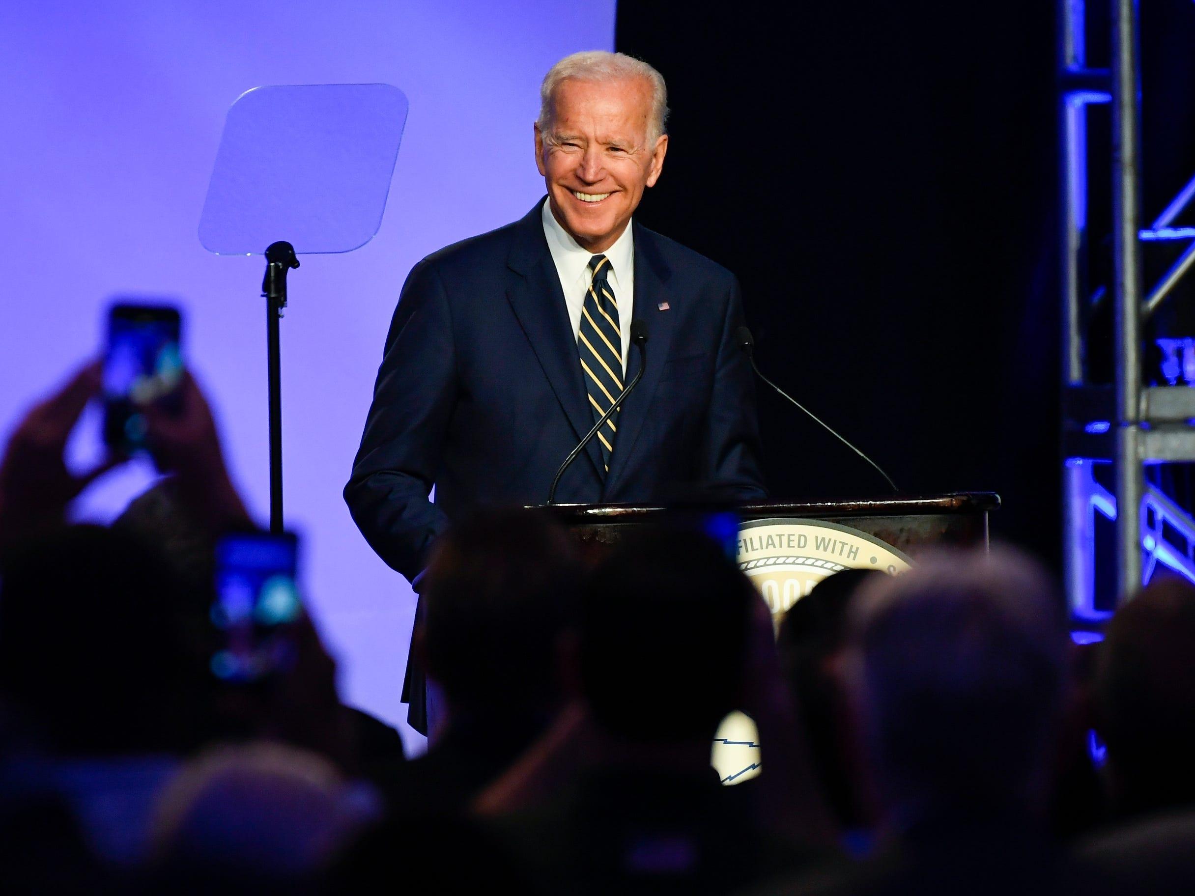 Joe Biden expected to launch 2020 presidential campaign Thursday