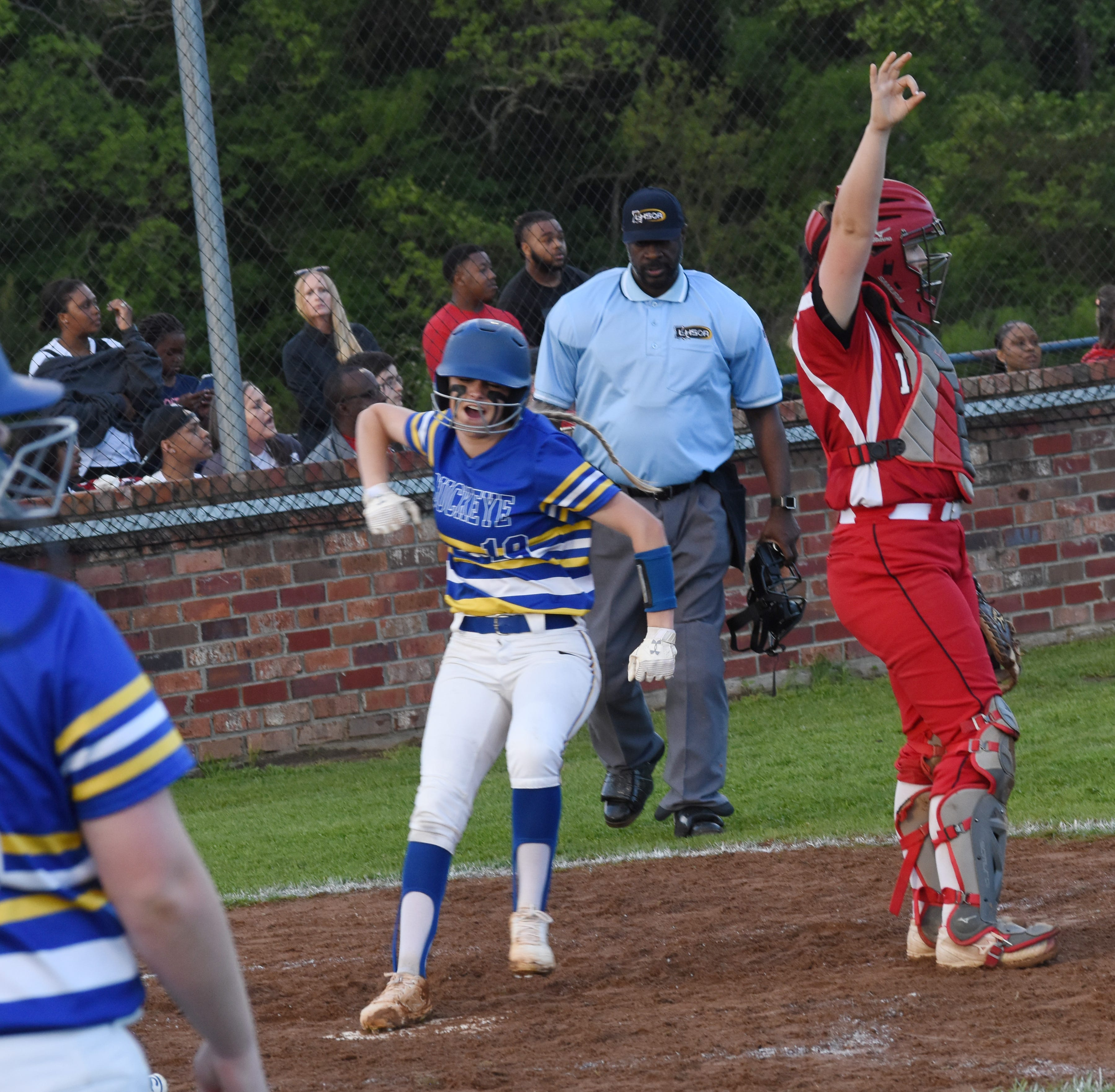 Buckeye returns to Sulphur thanks to Edgeworth's walkoff hit against Tioga