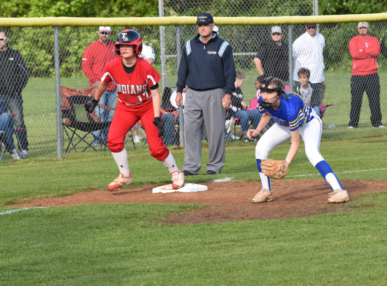 Buckeye High School vs. Tioga High School in the 2019 Allstate Sugar Bowl/LHSAA Softball State Tournament Class 4A quarterfinals held Friday, April 19, 2019. Buckeye won 4-3.