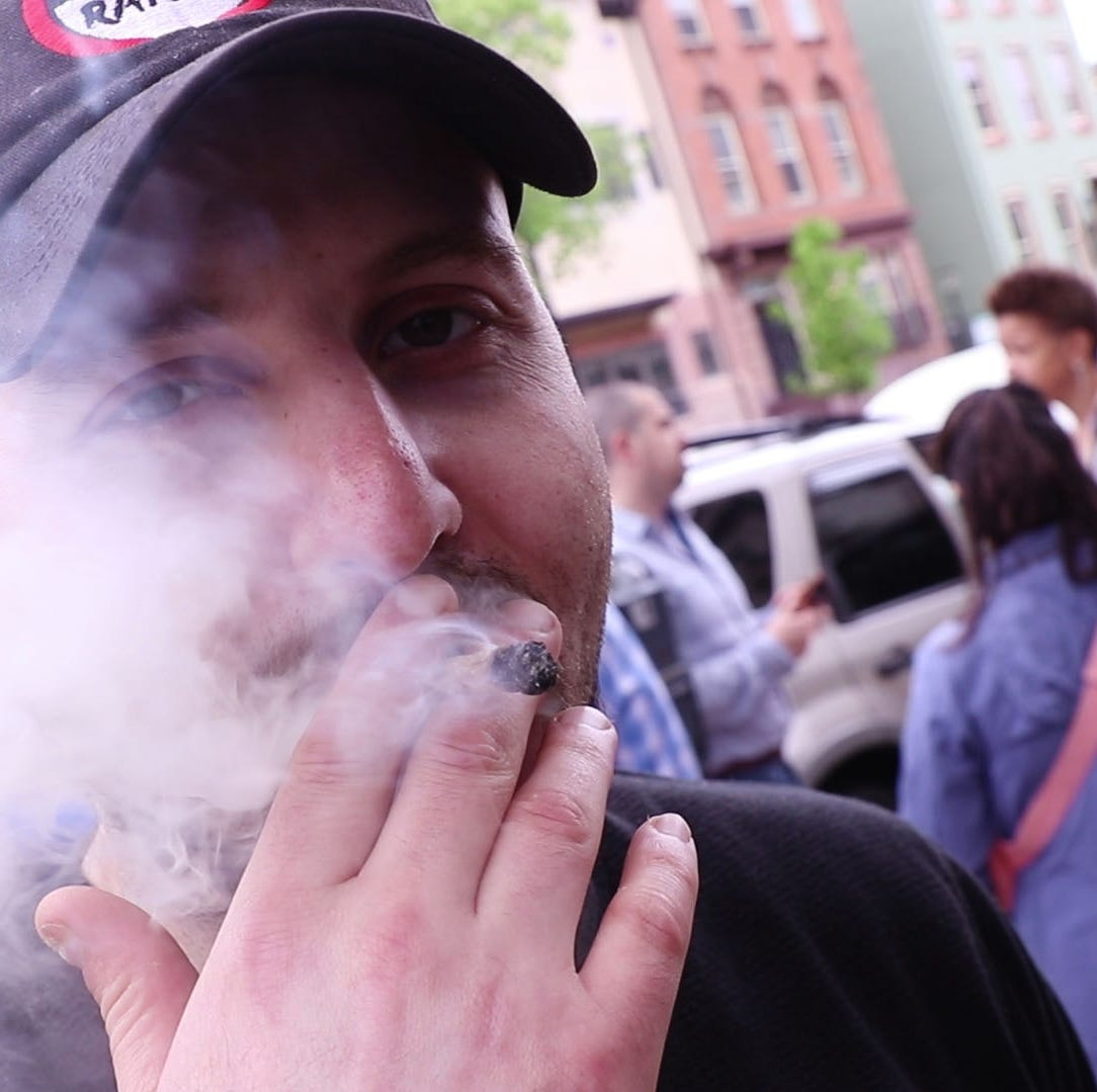 NJ marijuana legalization: Legal weed goes up in smoke; Bergmann