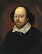 This was long thought to be the only portrait of William Shakespeare that had any claim to have been painted from life.