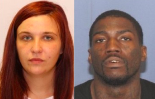 Styles Hummons, 31, (right) and Courtney Walters, 21, were arrested and charged Friday in the February killing of Brendan Phillips.