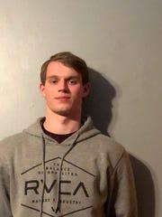 Dylan Moffatt, All-Iowa Swimming
