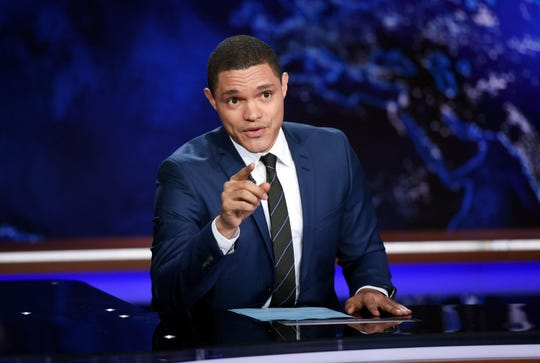 "Trevor Noah, 35, a native of South Africa, took over ""The Daily Show"" from Jon Stewart in 2015."