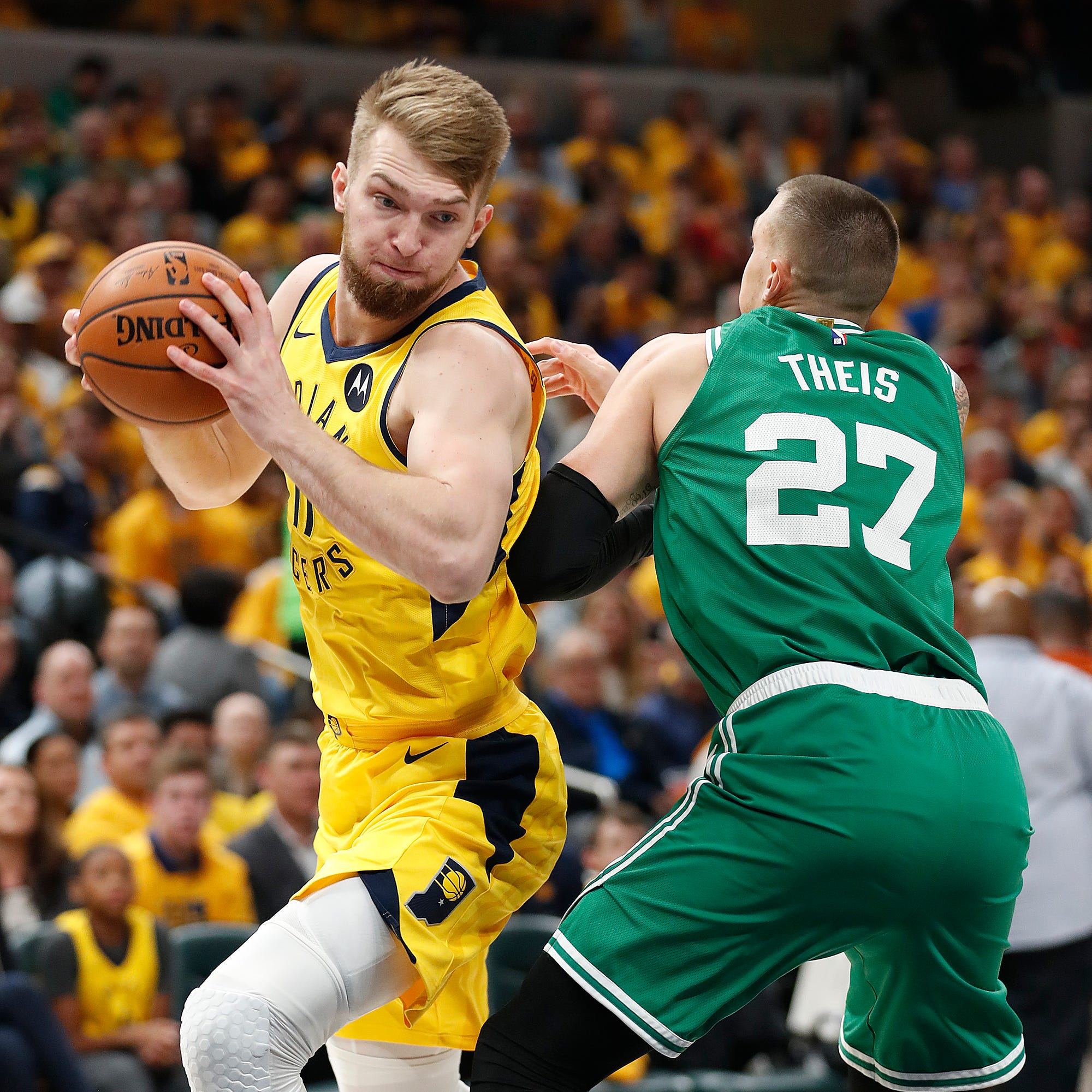 Celtics push Pacers to brink of elimination with 104-96 win