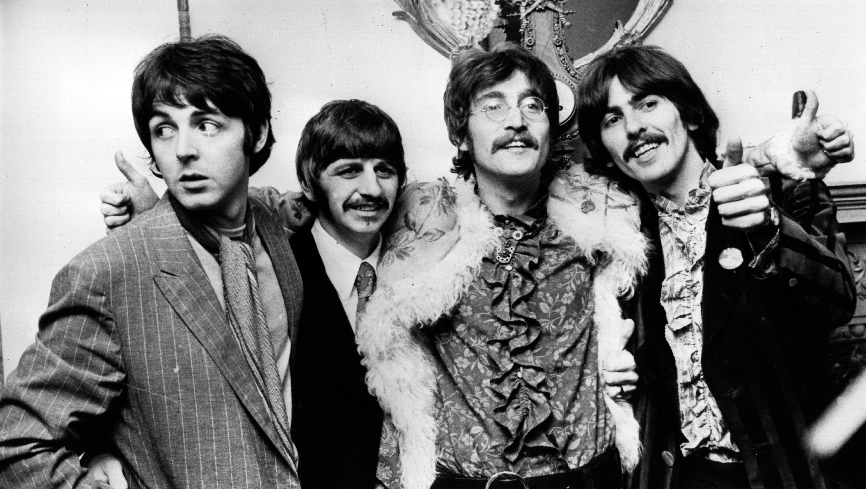 Jim Irsay buys piano John Lennon used to compose 'Sgt. Pepper's Lonely Hearts Club Band' songs