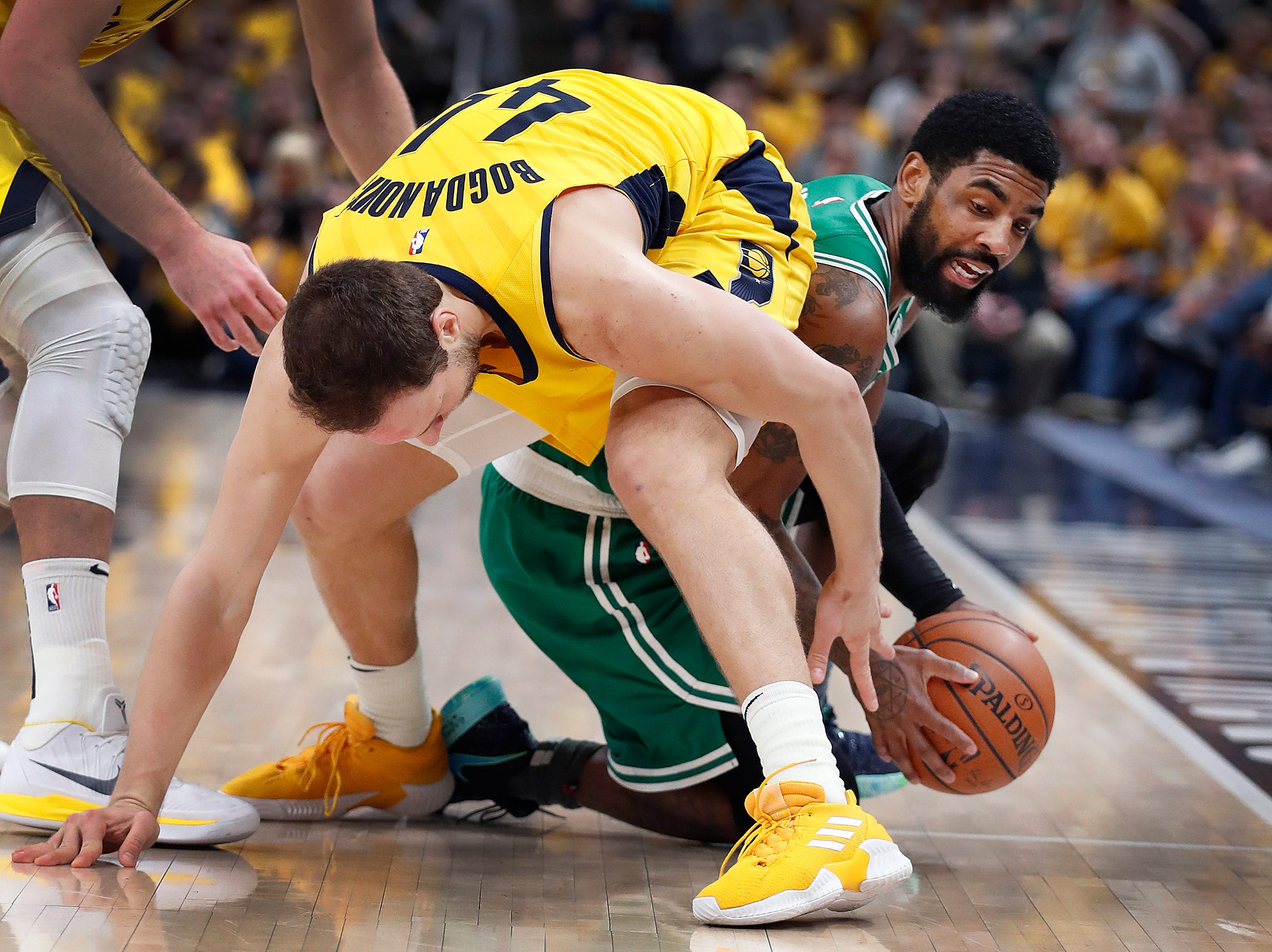 Brad Stevens on Kyrie Irving: 'He's ridiculous'