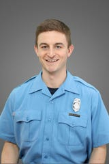 David Short, a 26-year-old Indianapolis firefighter recruit, was killed in a car accident April 19, 2019.