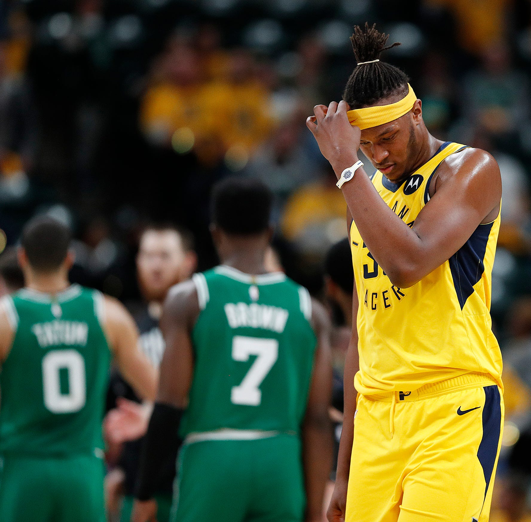 Pacers entering Game 4: 'We still haven't played our best basketball' vs. Celtics