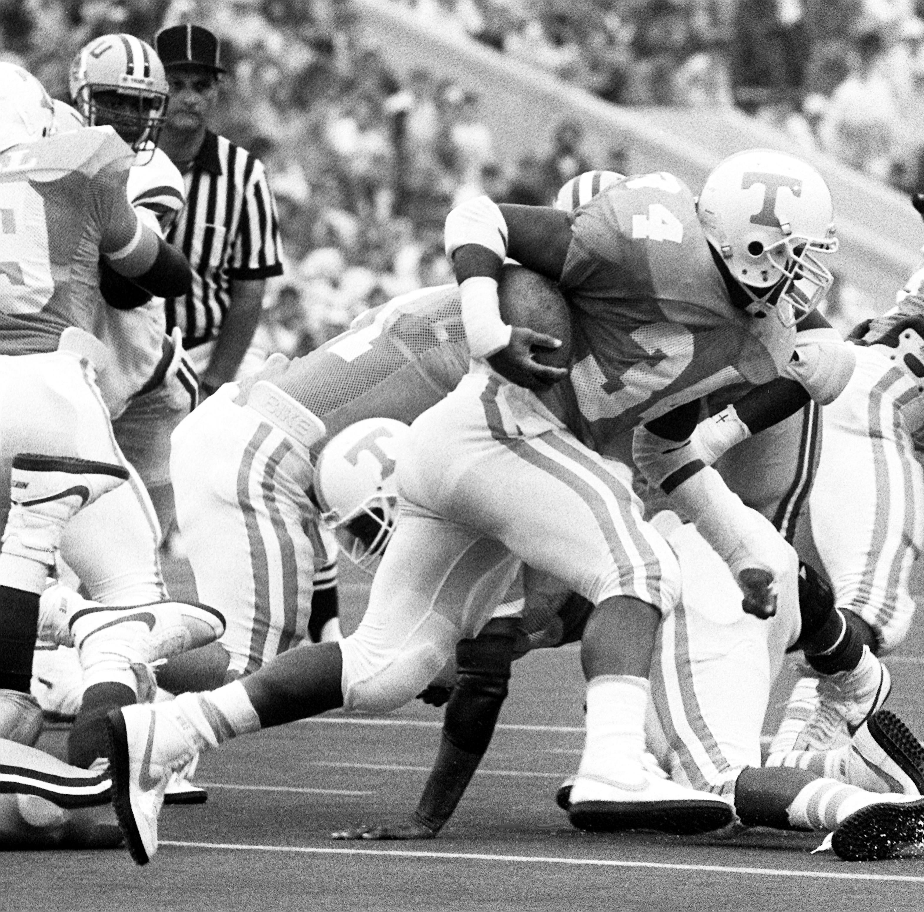 Reggie Cobb symbolized a bittersweet era of Tennessee football