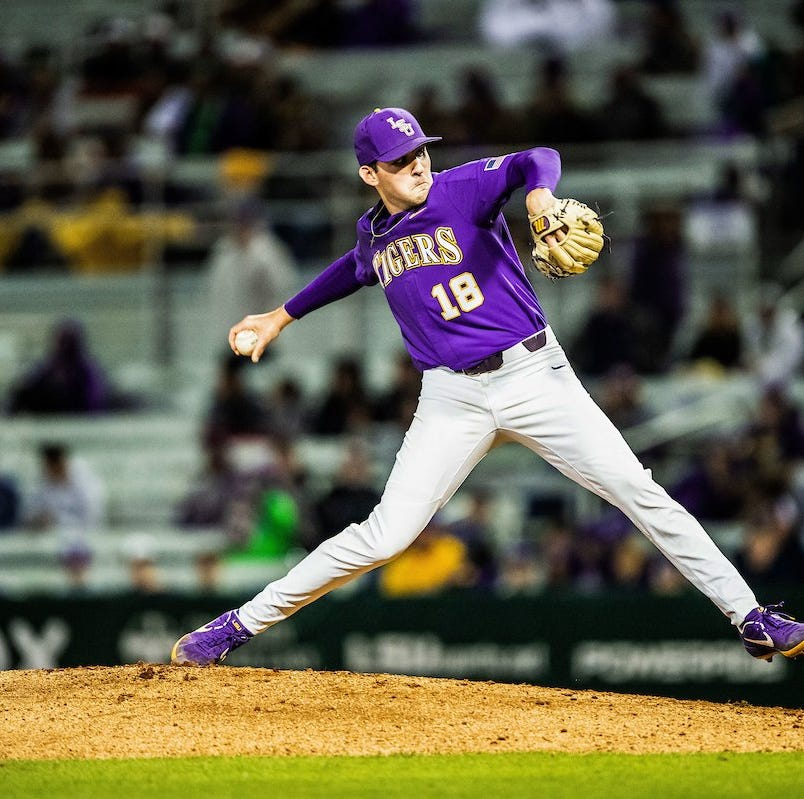Tigers baseball falls short; Ole Miss takes series 19-15
