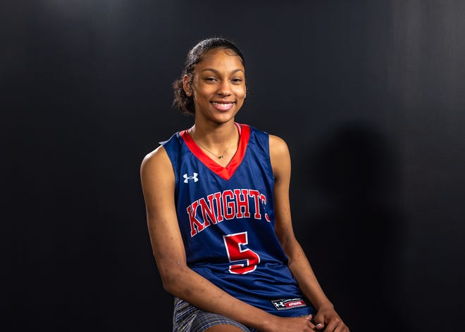 Tamera Johnson --  LCA, Jr.  Favorite athlete: Kevin Durant.  Biggest influence: My father.  Favorite sports movie: He Got Game.  Favorite song/artist: Choppa-Style instrumental.  Post-game meal: Home-cooked meals.