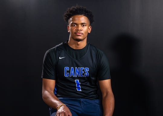 Nikembe Johnson --   North Central, Jr.  Favorite win of season: State championship.  Biggest influence: My family.  Favorite team: Golden State Warriors.  Post-game meal: Chicken tenders.  My All-Acadiana MVP: My mom.