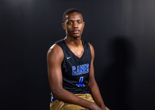 Derrick Tezeno --  North Central, Soph.   Favorite athlete: Kevin Durant.  What actor/actress should play me in a movie: Idris Elba.  Favorite song/artist: Return of Simba- J. Cole  Post-game meal: Chicken tenders  My All-Acadiana MVP: My mother