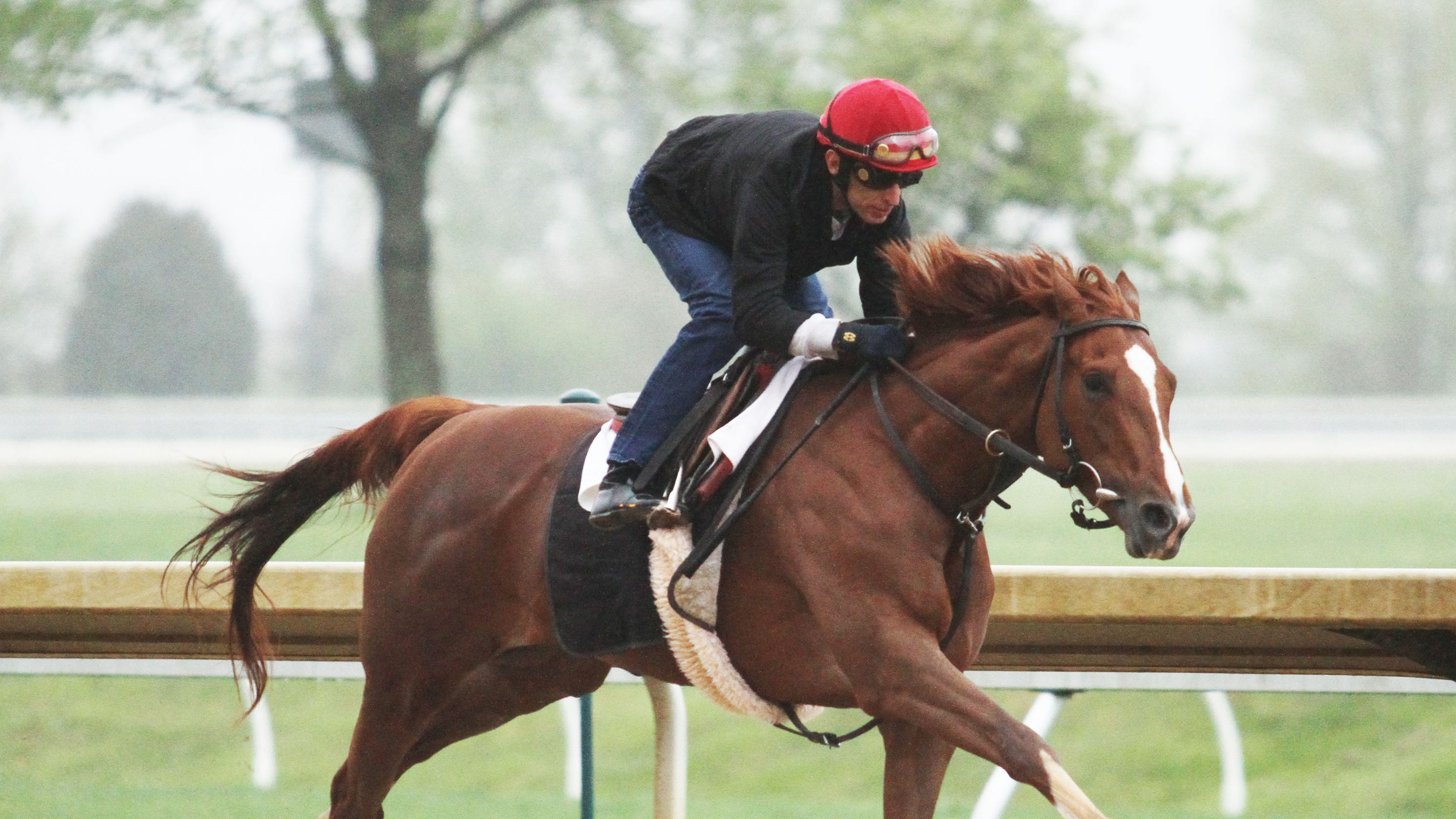 End of Churchill's Fall Meet features Clark, first Future Wager, Derby and Oaks preps