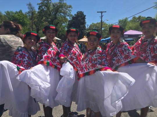 Ballet Folkorico Herencia Hispana