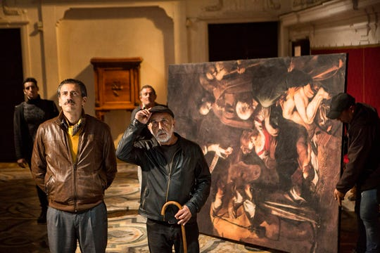 """A legendary art heist is at the heart of """"The Stolen Caravaggio,"""" one of the movies in this year's Italian Film Festival USA."""