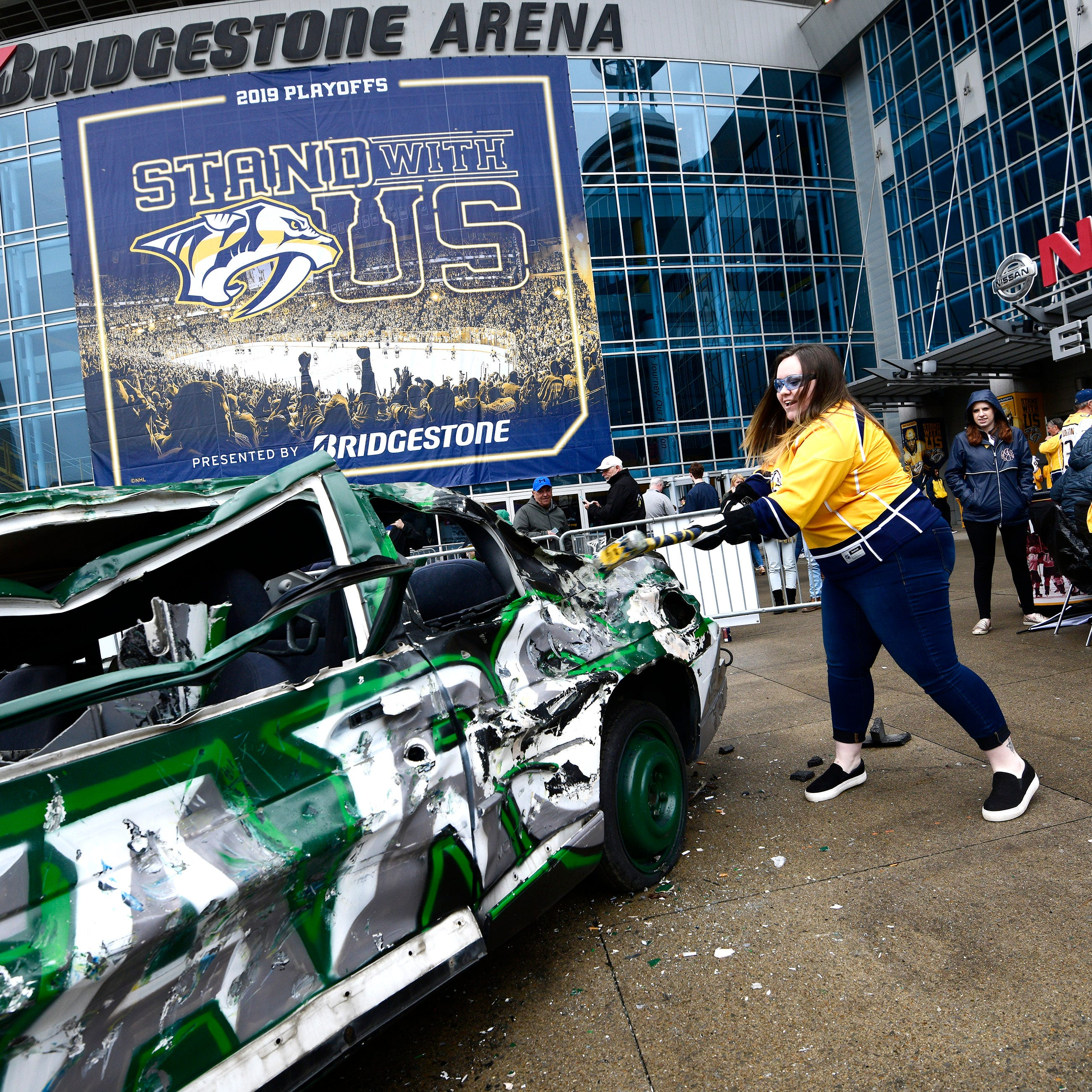 Where will Nashville, Predators be in 30 years? Together in this vision