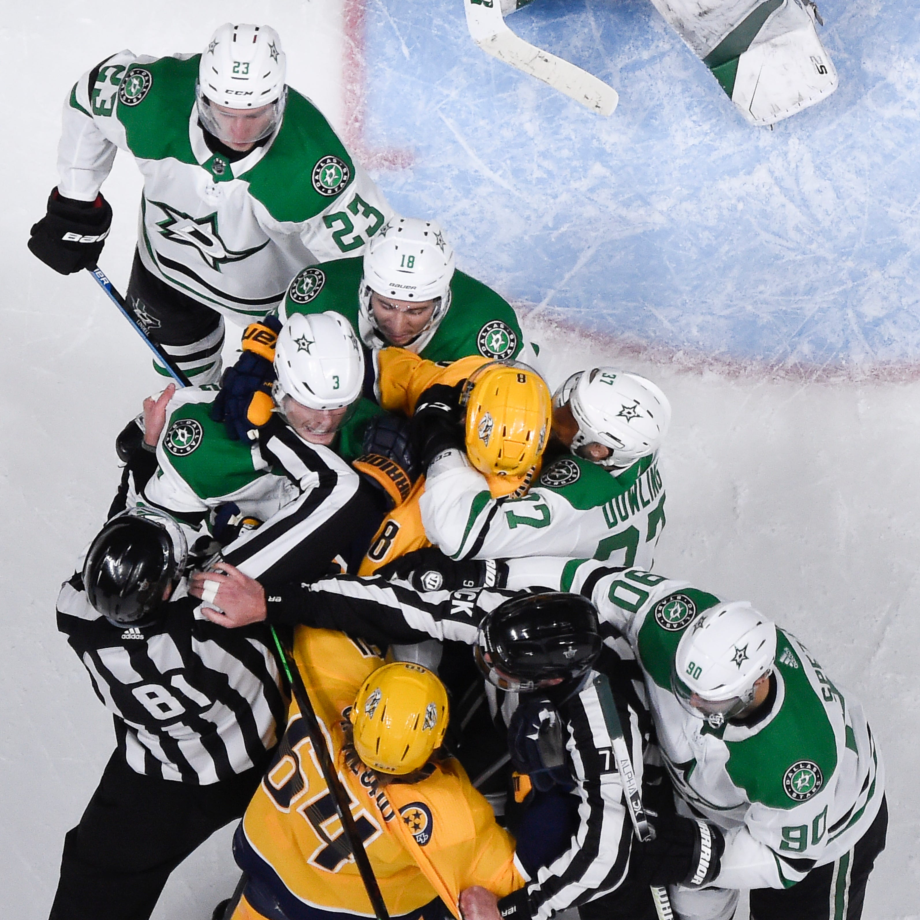 3 things to know about Game 6 between the Predators, Stars