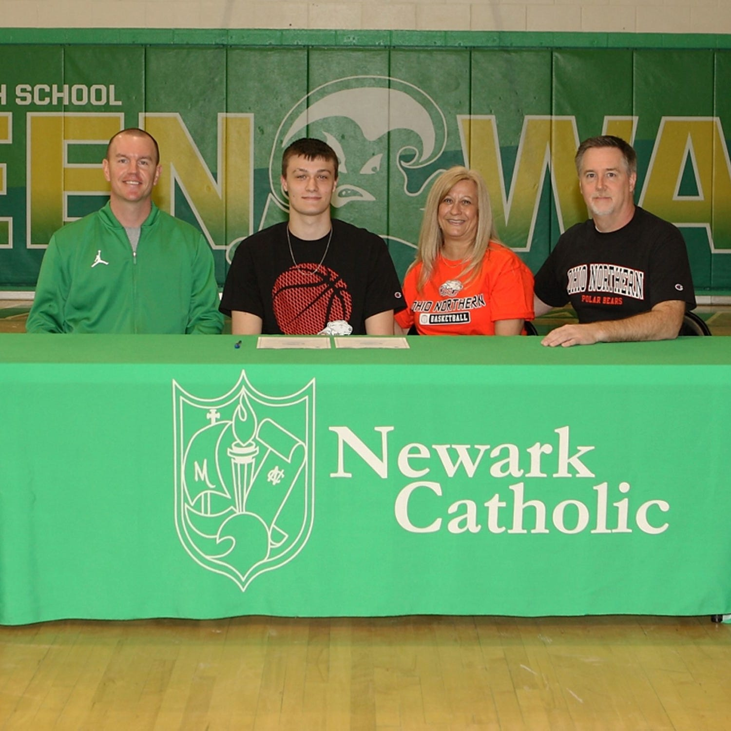 Newark Catholic's Jeffries heading to Ohio Northern