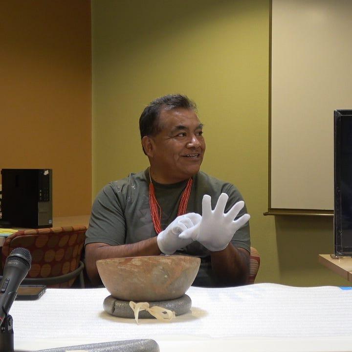 NMSU exhibition displays ancient Mimbres pottery