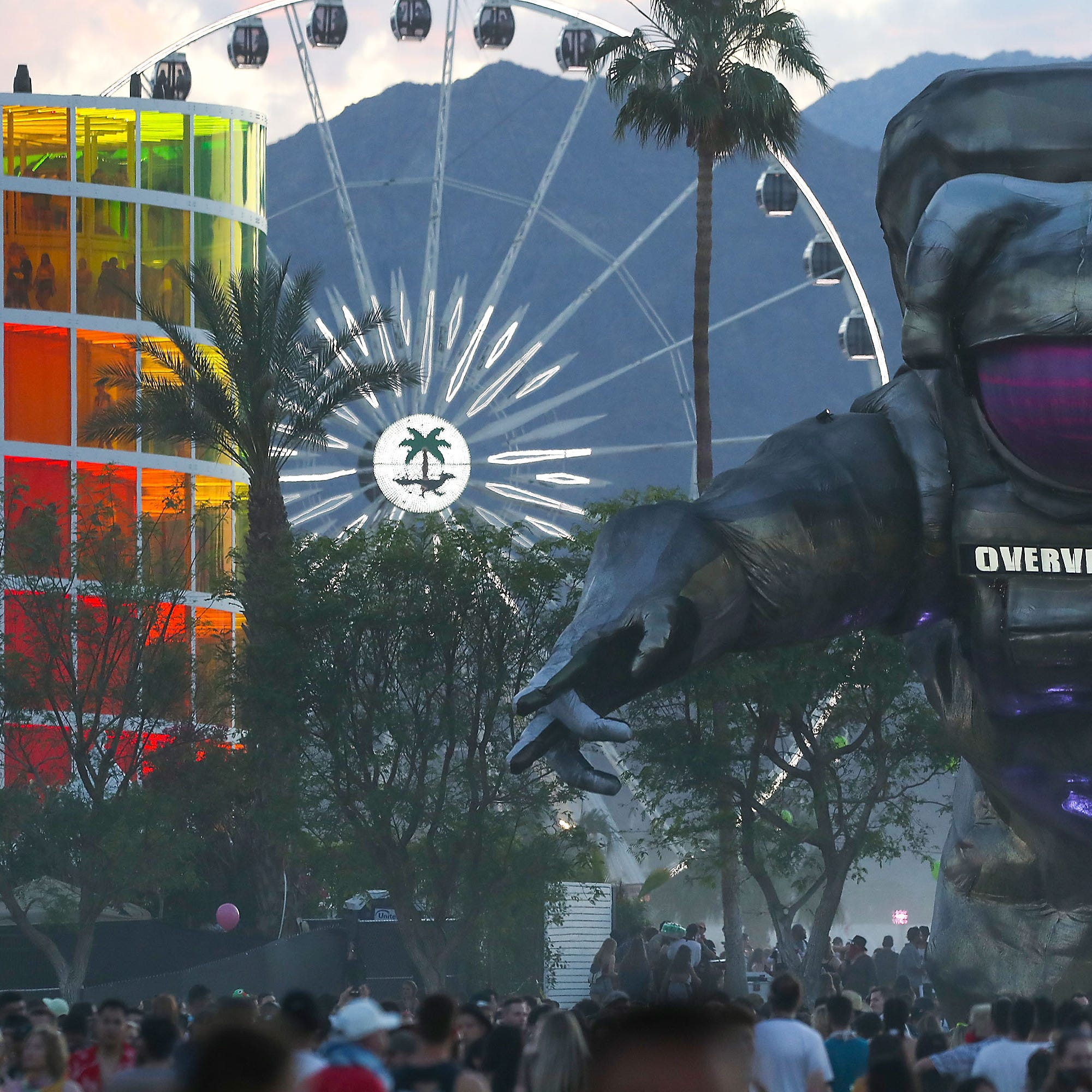 One in six women told us they were sexually harassed at Stagecoach, Coachella 2019