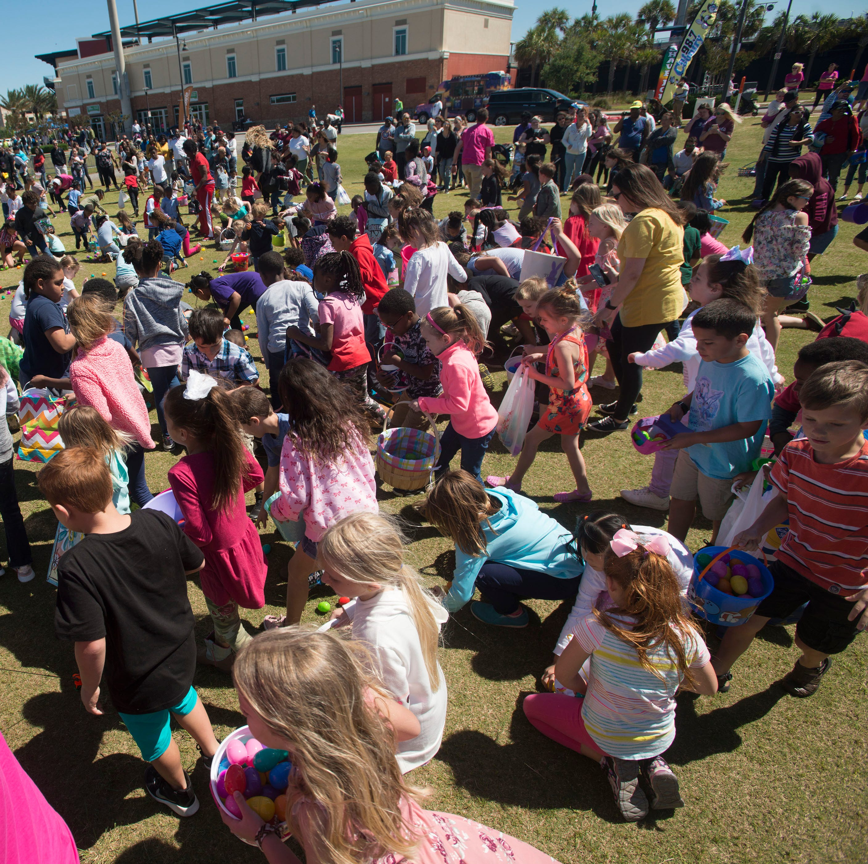 Blue Wahoos host big Easter weekend with four events