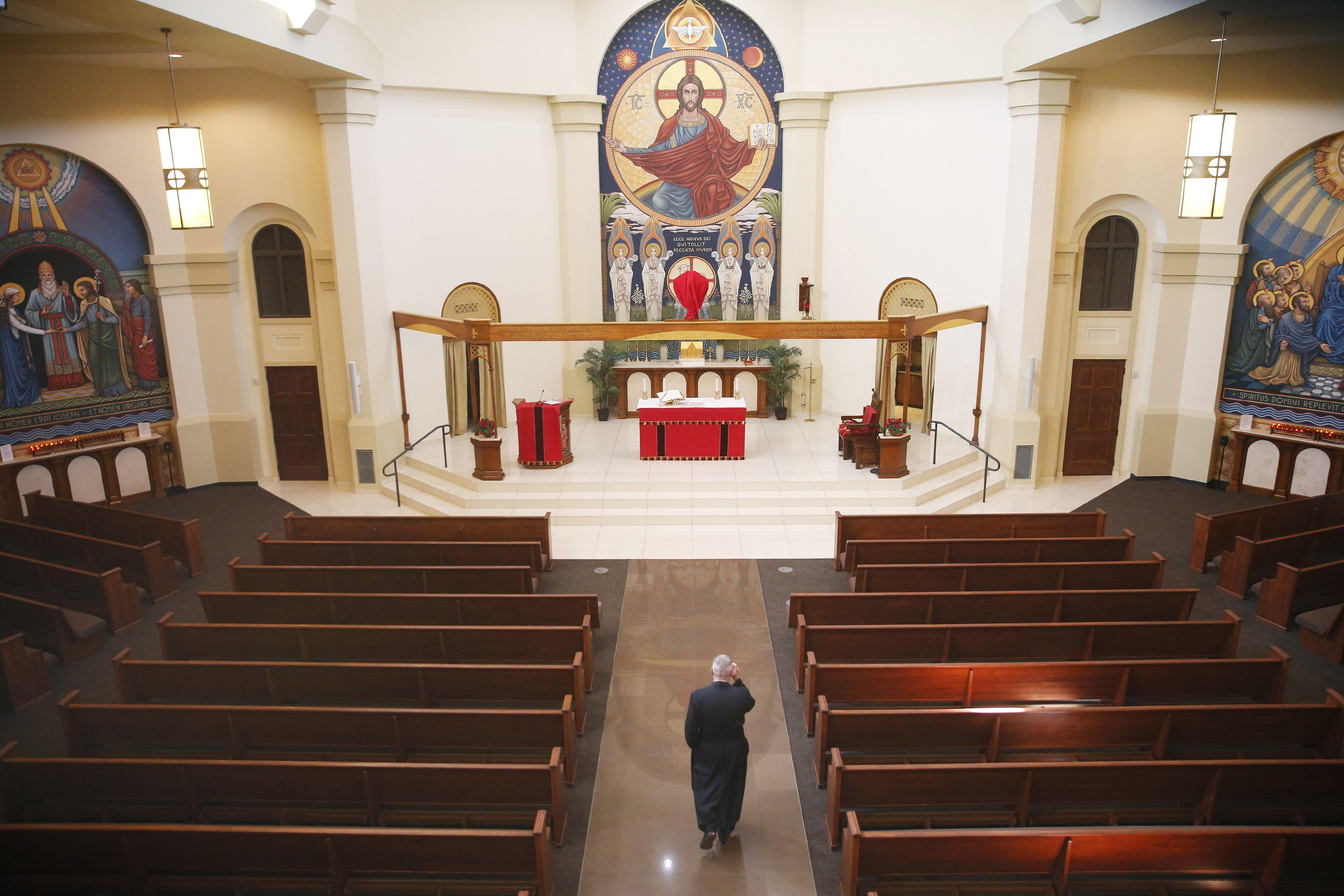 At one Catholic Church in Arizona, the abuse scandal brings frustration, but faith remains strong