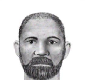 Avondale suspect's composite sketch