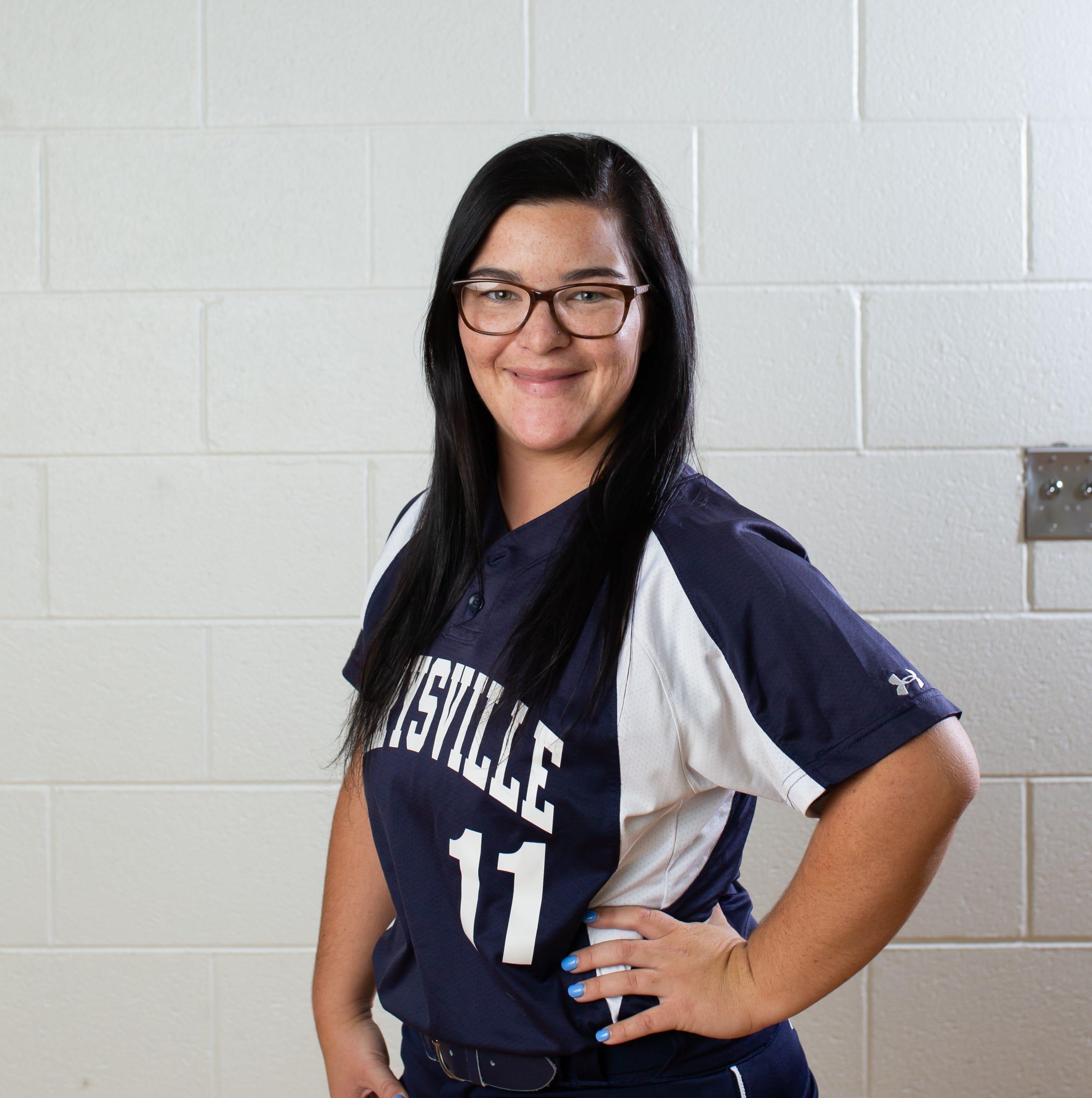 Athlete of the Week: Kruskie enjoys big week for Marysville softball