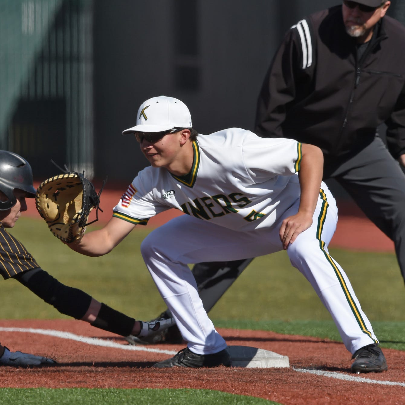 Baseball: Reno suddenly mortal; Spanish Springs catching fire