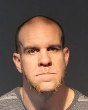 Eric Michael Cross, 38, faces three traffic-related charges including driving under the influence causing substantial bodily harm, driving with a revoked license and failing to yield when making a left turn. He was accused of hitting a man on a crosswalk at the intersection of West Moana Lane and Lakeside Drive on Friday, April 19, 2019. All arrested are innocent until proven guilty.