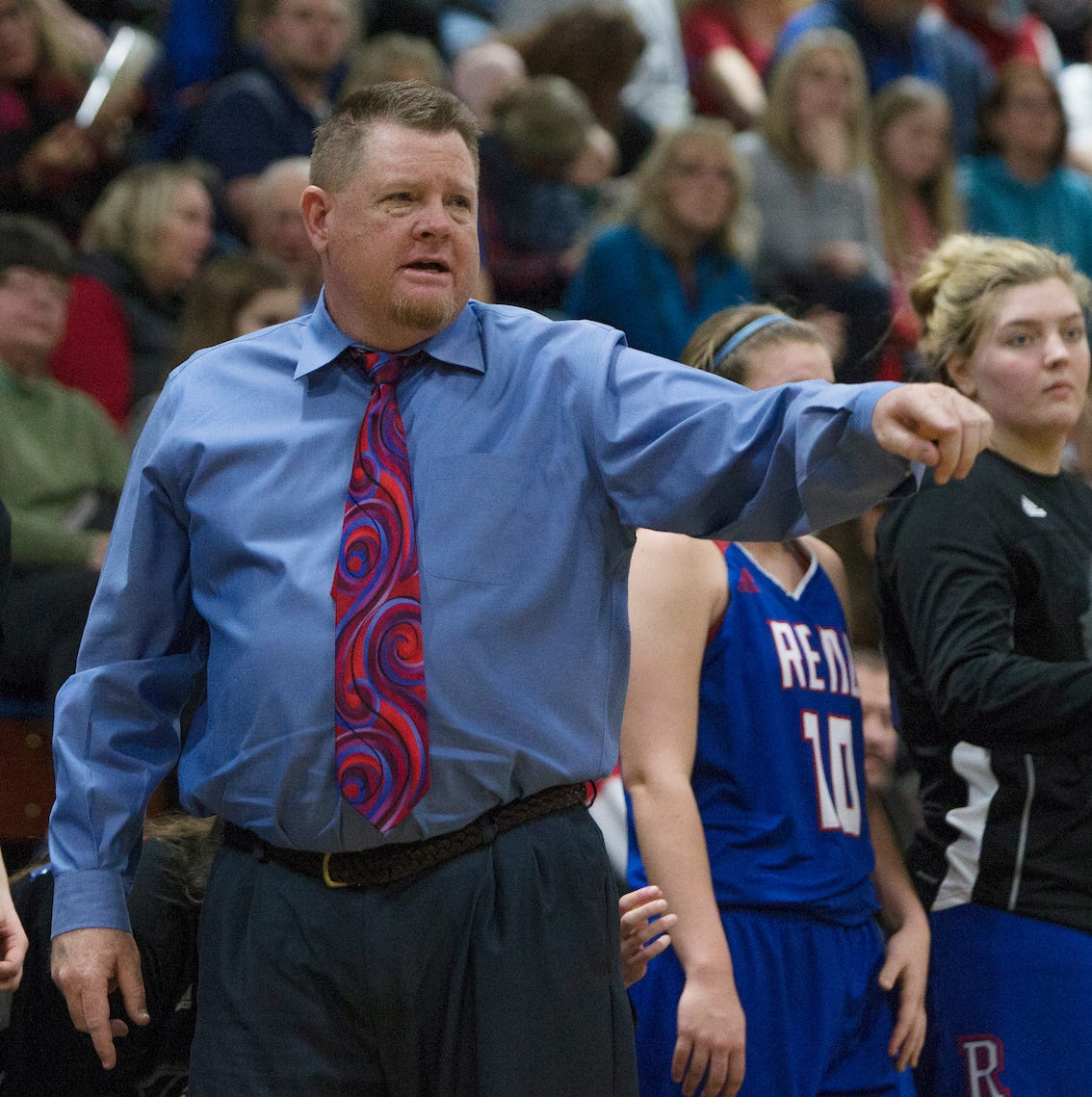 With two state titles in hand, Foster steps down as Reno coach