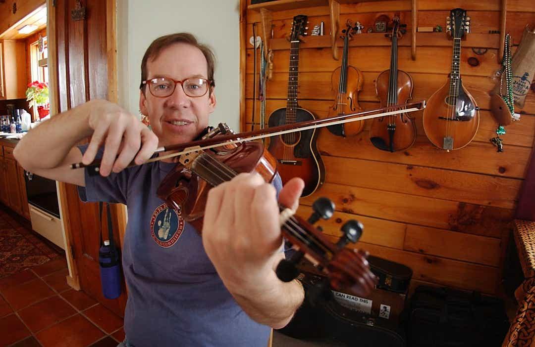 IMG JOE DAY, Irish String Musician