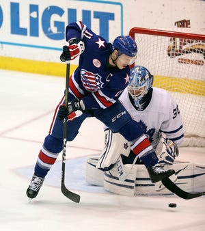 The Rochester Amerks, who haven't played a game since March, may not return to the ice until Feb. 5.