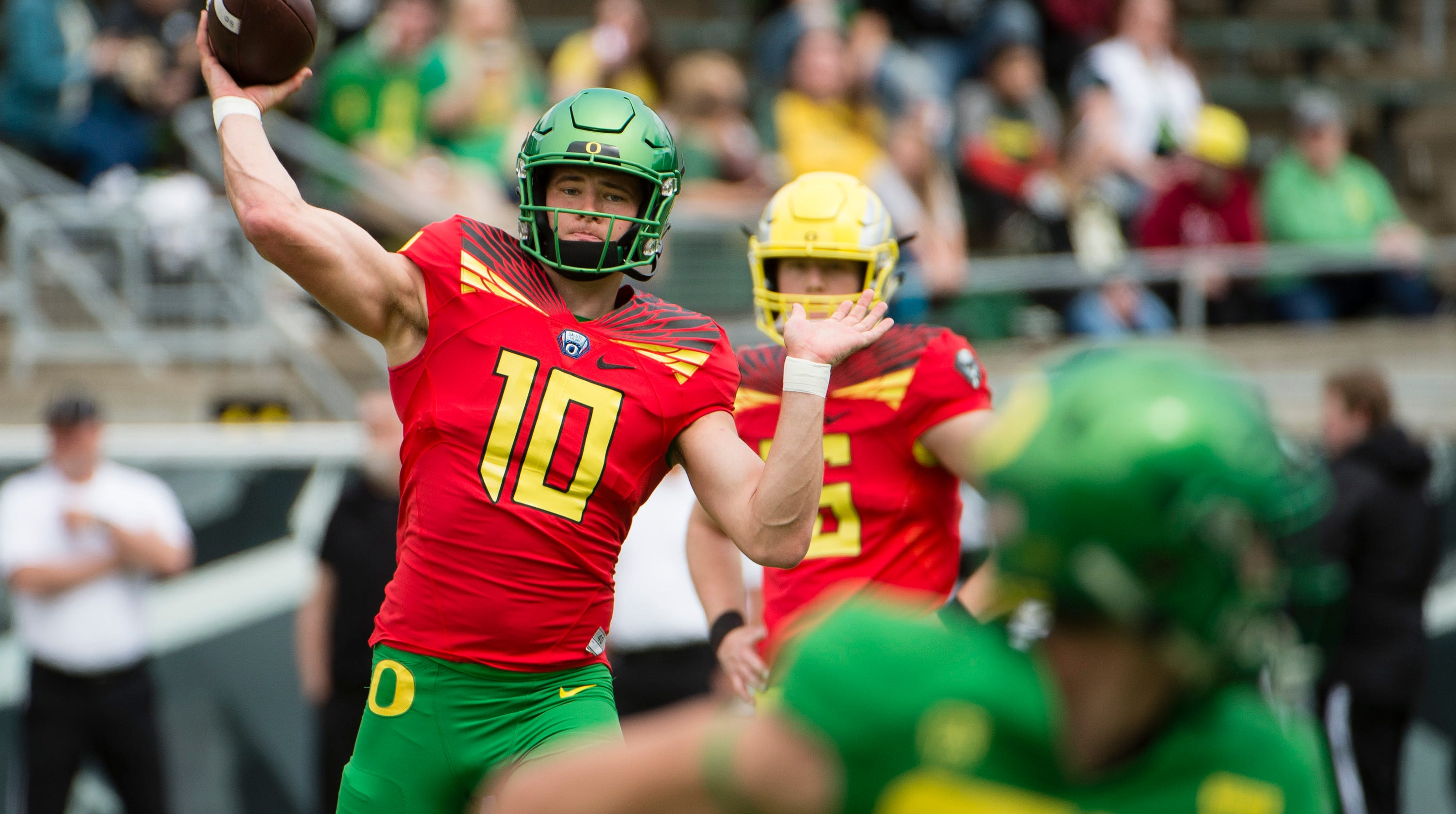 Live updates: Oregon Ducks football spring game - Statesman Journal