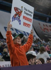 The Shreveport Mudbugs opened the season with a 2-0 victory in front of a packed house on Friday.
