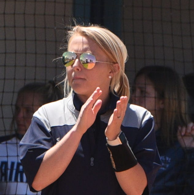 Airline's Digilormo steps down from softball program