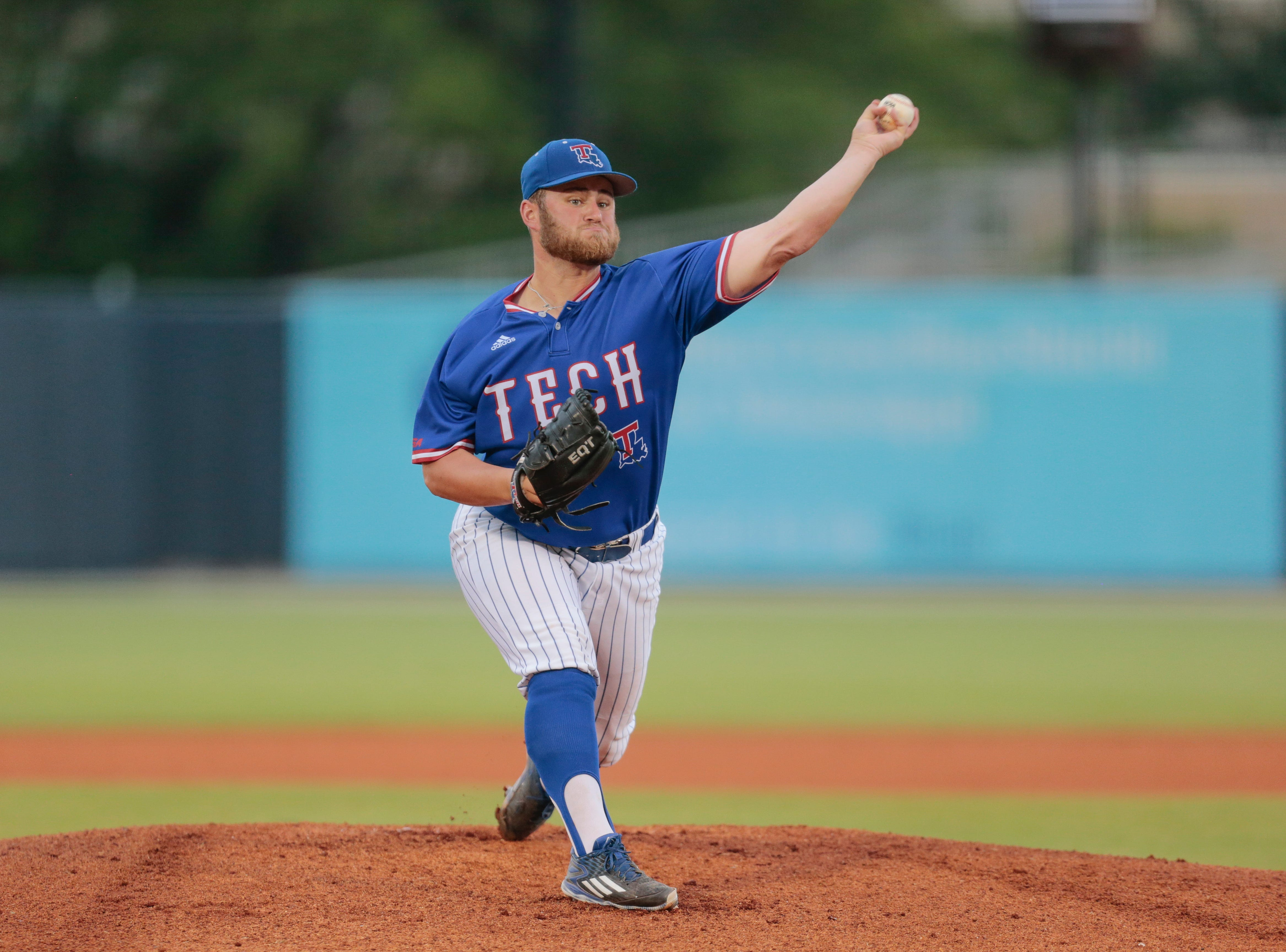 Louisiana Tech wallops Marshall to earn series