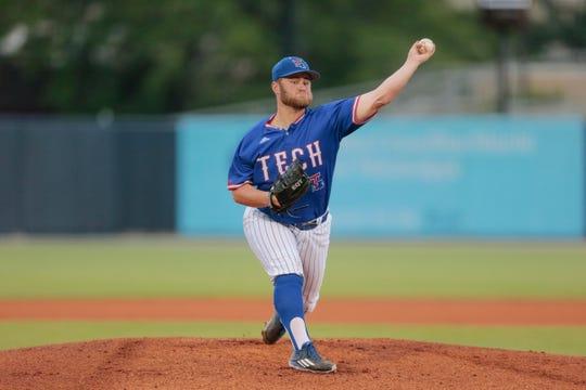 Louisiana Tech senior starter Logan Bailey